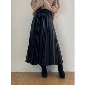 アソートプリーツスカート(ブラック)