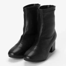 シンプルストレッチブーツ(ブラック)