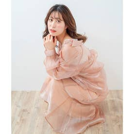 ☆スパークリングエアリーシャツ(ピンク)