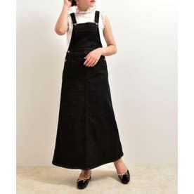 レディジャンパースカート(ブラック)