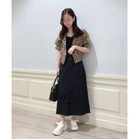 レディシルエットスカート(ブラック)