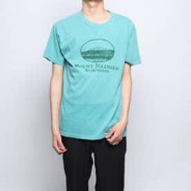 メンズ アウトドア 半袖Tシャツ Mt Rainier NO.45473