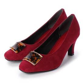 【4E/幅広ゆったり・大きいサイズの靴】ベッコウ柄バック(ボルドー) SOROTTO