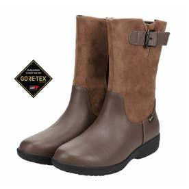 【GORE-TEX】ミドル丈でより暖かく 軽くて履きやすい ミドルブーツ MWL2207 (オーク)