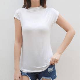 ボディフィット大人Tシャツ (ホワイト)