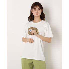 BIGシルエットTシャツ (ホワイト)