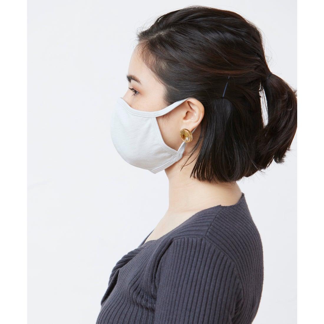 マスク 綿 100
