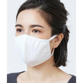 洗えるマスク【抗菌防臭】【日本製】 (ホワイト)【返品不可商品】