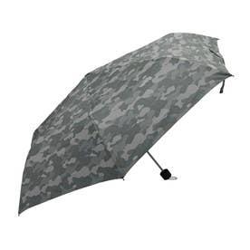 高強度折りたたみ傘 ストレングス ミニ (40362.グレーカモ)
