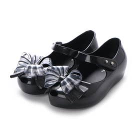 MINI MELISSA ULTRAGIRL SWEET VI BB (BLACK/GLITTER)