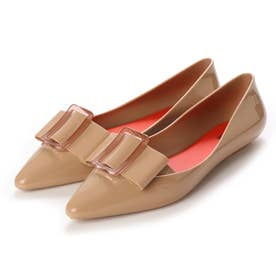 MELISSA POINTY III AD (BEIGE/RED)