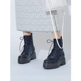 8ホールワークブーツ(ブラック)