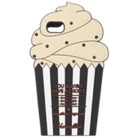 CapcakeシリコンiPhoneケース(6/6S/7対応) ブラック
