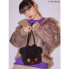 BLACK BEAR pochette(ブラック)