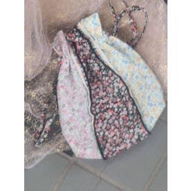 Floralメロウポシェットbag(ピンク)