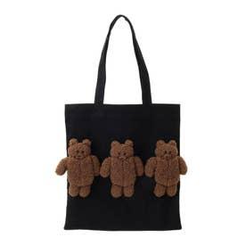 bear bear bear トート(ブラック)