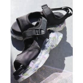 floral sneaker sandal(ブラック)