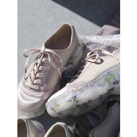 floral sneaker(ピンク)