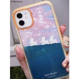 【XR】ぷかぷかうさぎiPhone case(イエロー)