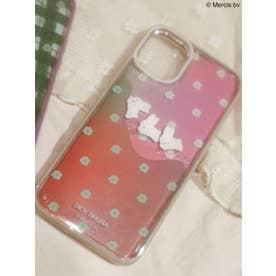 【XR/11】お花のぷかぷか iPhone case(ベージュ)