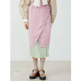 Re:5分咲きチューリップスカート (ピンク)