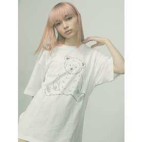 bear loose tshirt(アイボリー)