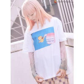 TOM and JERRY Tee(オフホワイト)