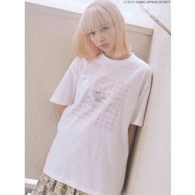 80's Sanrio characters Tee(ピンク)