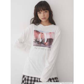 The WIZARD of OZ long Tee(オフホワイト)