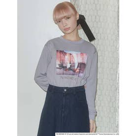 The WIZARD of OZ long Tee(ラベンダー)