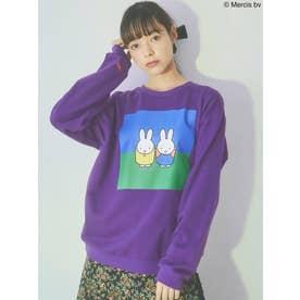 miffy boo pullover(パープル)