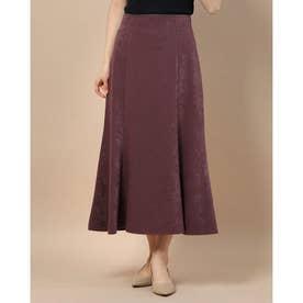 ピーチマーメイドスカート (紫系)