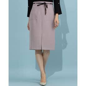 ポケットタイトスカート (モカ)