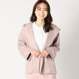 のびのびフードジャケット (ピンク)