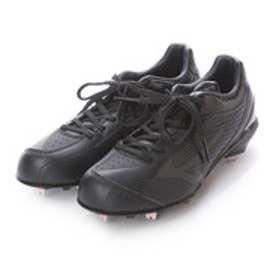 野球スパイク クロスアシストCQ 11GM166000 (ブラック×ブラック)