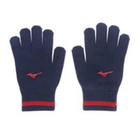 ジュニア 野球 防寒手袋 ジュニア・ニット手袋 12JY9E5374