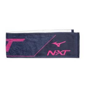 ジュニア タオル 今治製:N-XTマフラータオル(箱入り) 32JY110414 (ネイビー)
