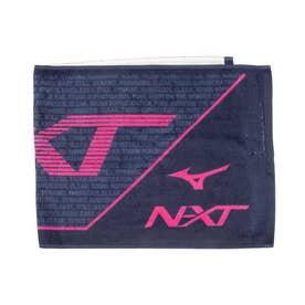 ジュニア タオル 今治製:N-XTフェイスタオル(箱入り) 32JY110314 (ネイビー)
