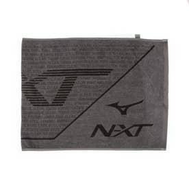 ジュニア タオル 今治製:N-XTフェイスタオル(箱入り) 32JY110307 (グレー)