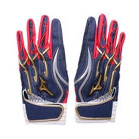 ユニセックス 野球 バッティング用手袋 シリコンパワーアークMI 1EJEA13114