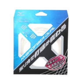 軟式テニス ストリング ハイブリッドファイバー デュアル(HB デュアル) 63JGN50501