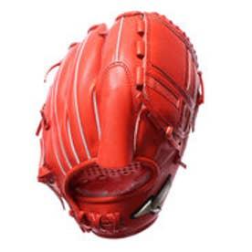 軟式野球 ピッチャー用グラブ 軟式用 グローバルエリート H Selection02 投手用:サイズ11 1AJGR20401