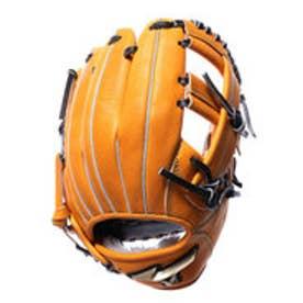 軟式野球 野手用グラブ 軟式用 グローバルエリート H Selection01 内野手用:サイズ8 1AJGR20303