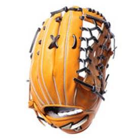 軟式野球 野手用グラブ 軟式用 グローバルエリート H Selection01 外野手用:サイズ16N 1AJGR20307