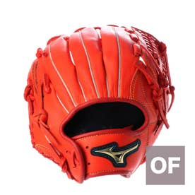 軟式野球 野手用グラブ 少年軟式用 セレクトナイン オールラウンド用:サイズL 1AJGY20850