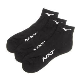 ソックス NXT3Pソックス 32JX940090 (ブラック)