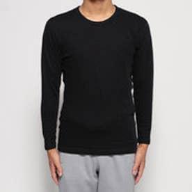 メンズ 長袖インナーシャツ ブレスサーモアンダーウエアEXプラスクルーネック長袖シャツ C2JA961409【返品不可商品】