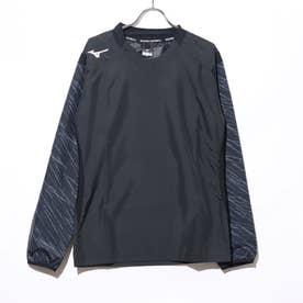 メンズ サッカー/フットサル ピステシャツ ピステシャツ P2ME052509 (ブラック)