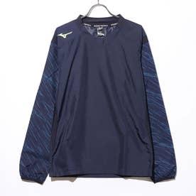 メンズ サッカー/フットサル ピステシャツ ピステシャツ P2ME052514 (ネイビー)