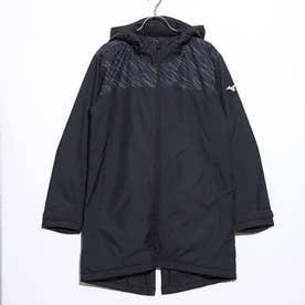 メンズ ベンチコート ハーフコート P2ME057009 (ブラック)